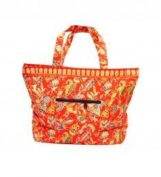 8734-RD (Shopping Bag)